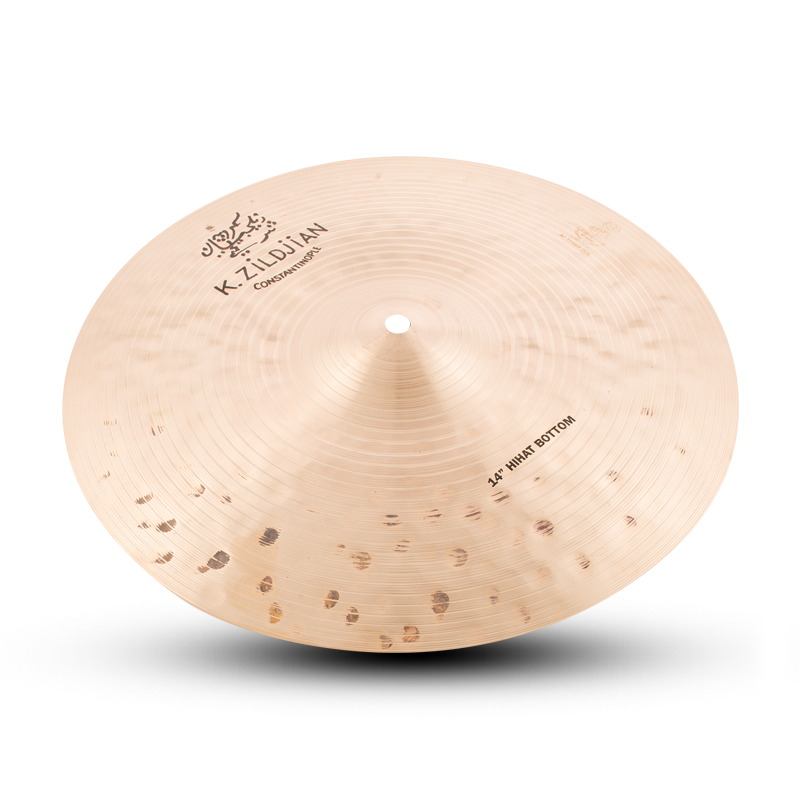 "14"" K Constantinople HiHat, Bottom"