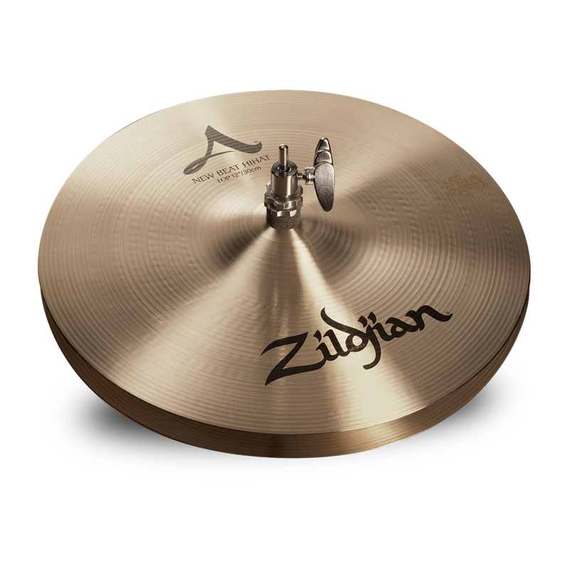 "12"" A Zildjian New Beat HiHat Pair"
