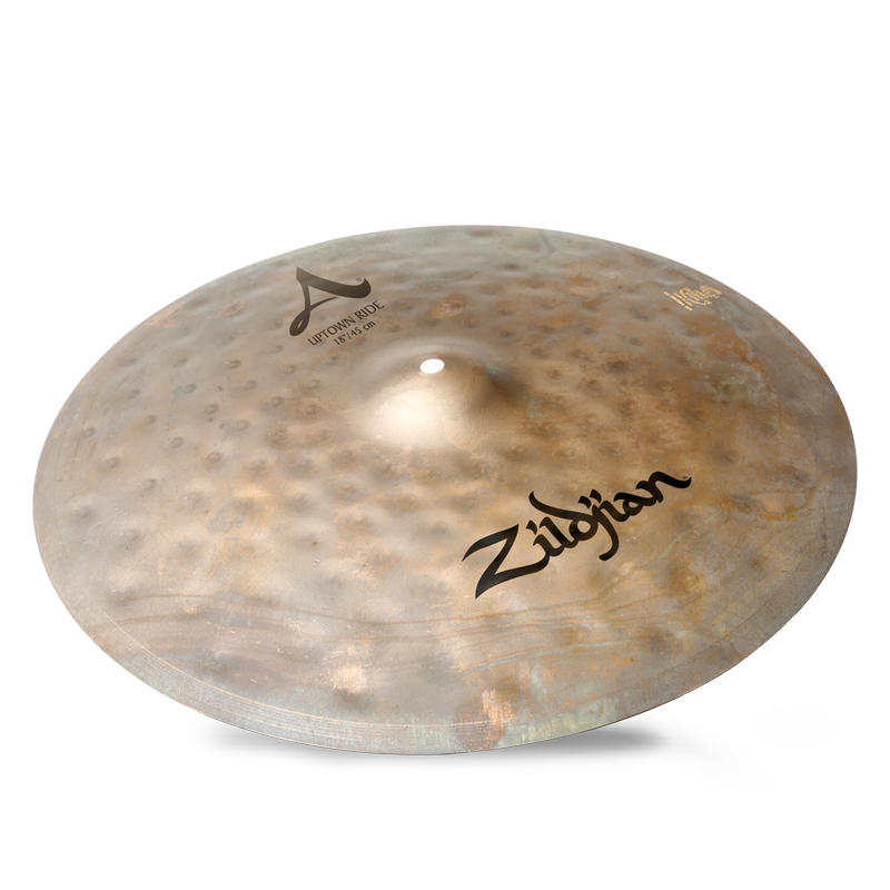 "18"" A Zildjian Uptown Ride - Top View"