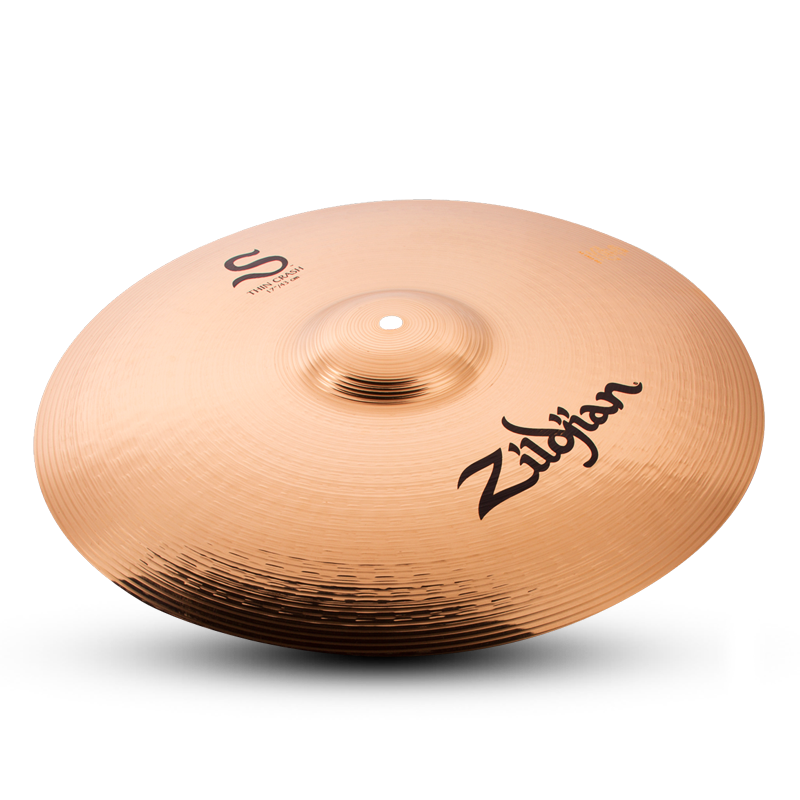 "Zildjian Cymbal | 17"" S Thin Crash"