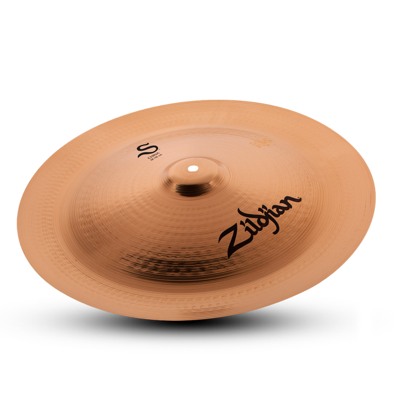 "Zildjian Cymbal | 18"" S China"