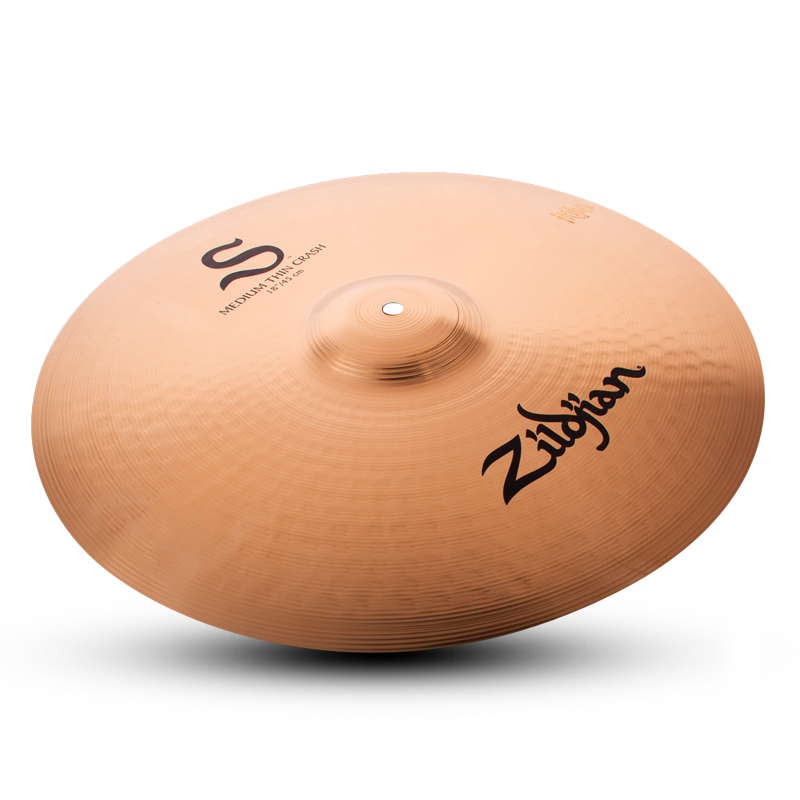 "Zildjian Cymbals | 18"" S Medium Thin Crash"